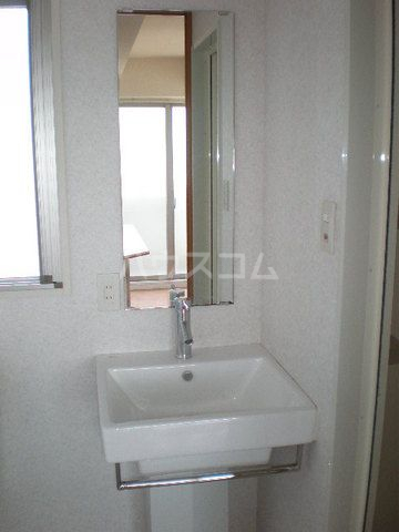 サヴォイバルビゾン 405号室の洗面所