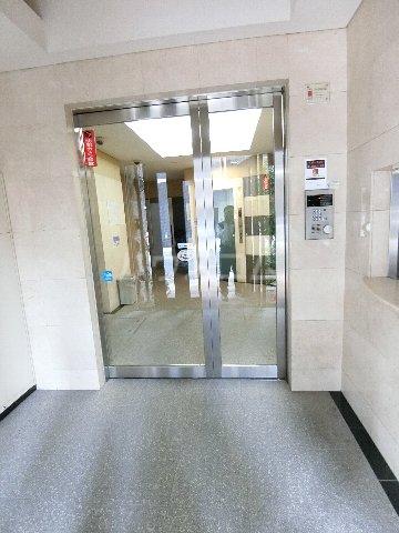 サヴォイバルビゾン 405号室のセキュリティ