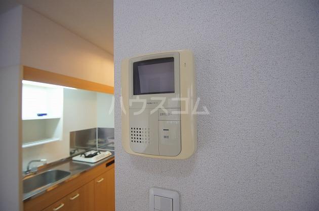 フィオーレ箱崎 205号室のセキュリティ