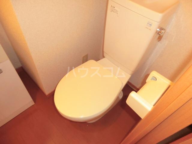 ドリーム県庁前 902号室のトイレ