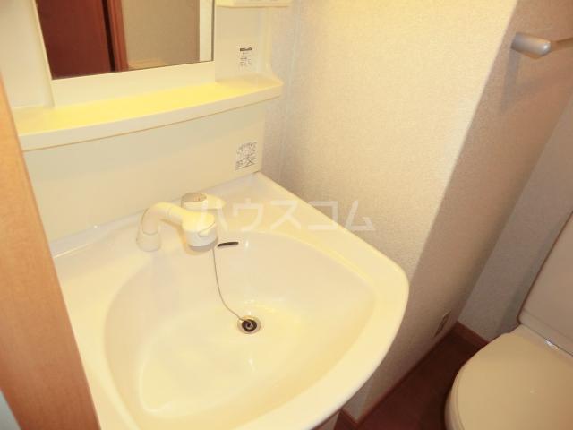 ドリーム県庁前 902号室の洗面所