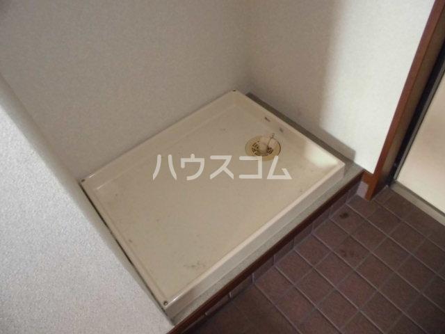グラシャス'97 203号室の設備