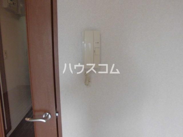 グラシャス'97 203号室のセキュリティ