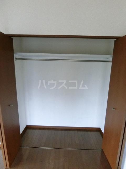グラシャス'97 702号室の収納