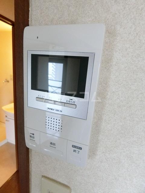 グラシャス'97 702号室のセキュリティ