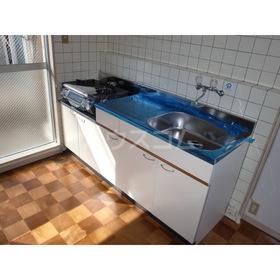 ファッショナルベアー弐番館 307号室のキッチン