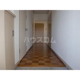 ファッショナルベアー弐番館 307号室の玄関