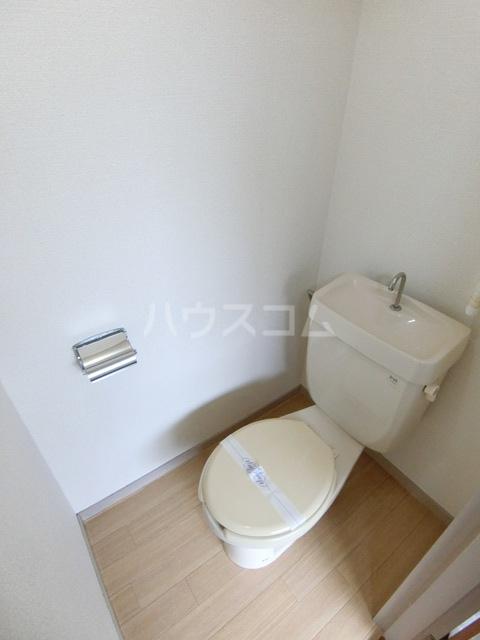 ファッショナルベアー弐番館 307号室のトイレ
