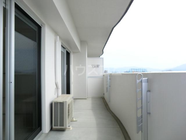 アプリーレ吉塚 406号室のバルコニー