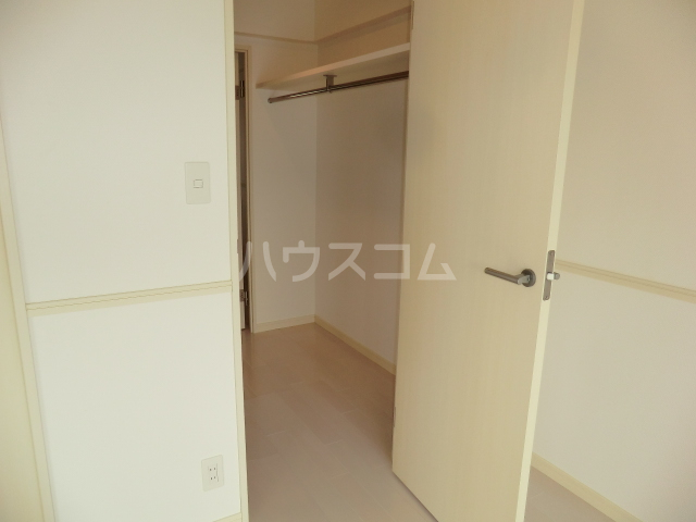アプリーレ吉塚 406号室の収納