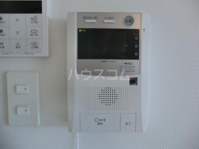 アプリーレ吉塚 406号室のセキュリティ