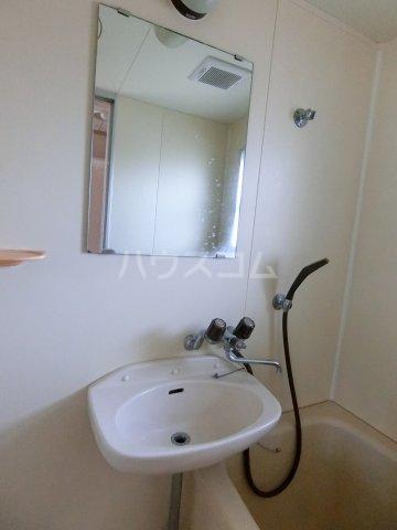 グレイシャス長尾 301号室の洗面所