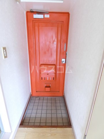グレイシャス長尾 301号室の玄関