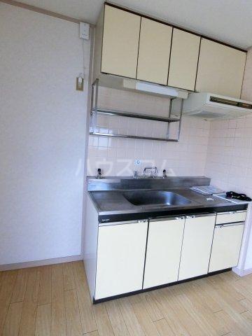 グレイシャス長尾 301号室のキッチン