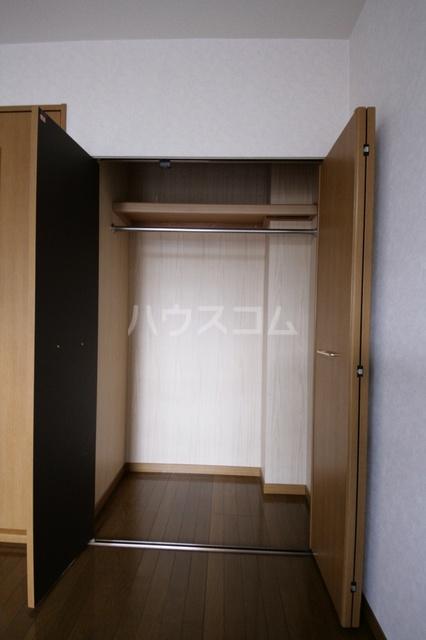 サークルフロント 203号室の収納
