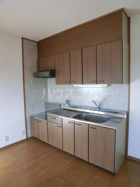 リバーサイド篠栗 402号室のキッチン