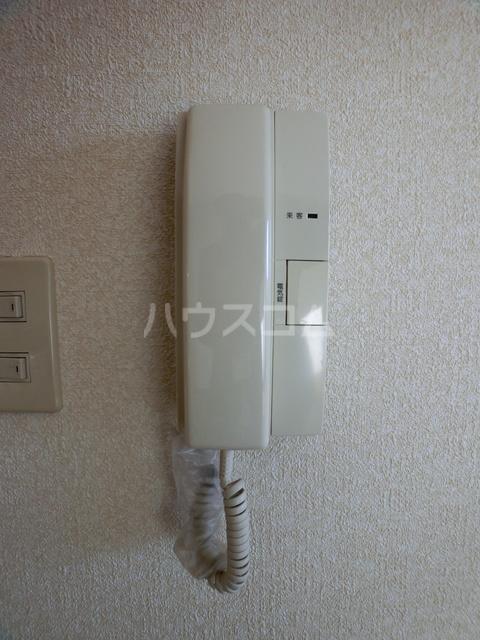 リバーサイド篠栗 402号室のセキュリティ