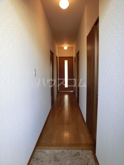 リバーサイド篠栗 402号室の玄関