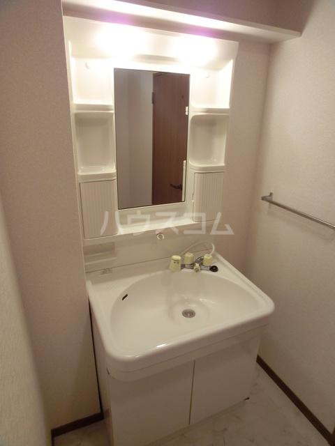リバーサイド篠栗 402号室の洗面所