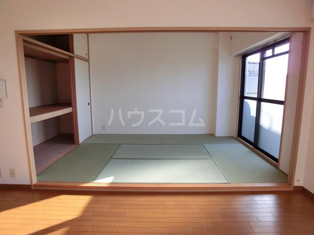 リバーサイド篠栗 402号室のベッドルーム