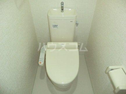 プレミアムワン 701号室のトイレ
