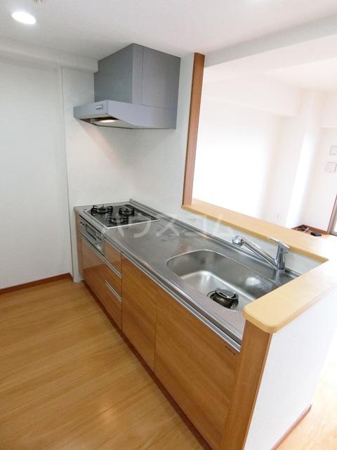 THYME 602号室のキッチン