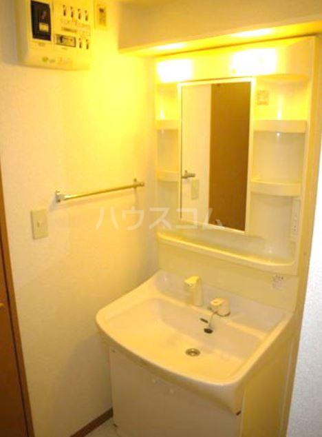 ボヌール・ヴィー篠栗 403号室の洗面所