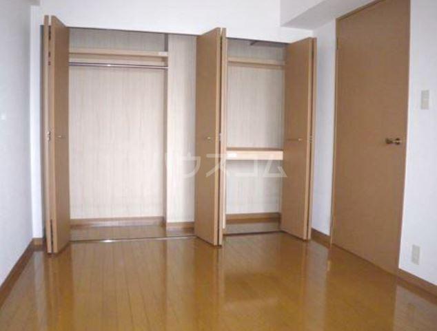 ボヌール・ヴィー篠栗 403号室の収納