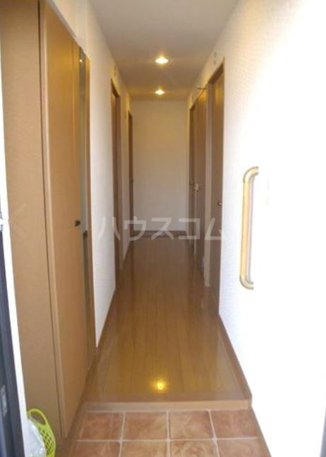 ボヌール・ヴィー篠栗 403号室の玄関