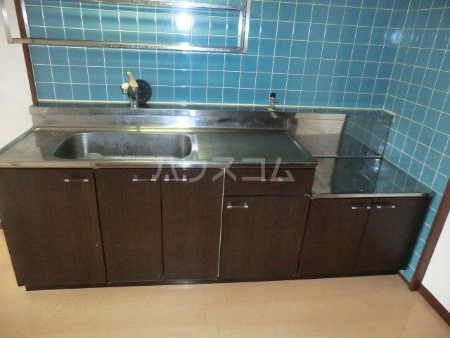 レジデンス・ウィステリア24 205号室のキッチン