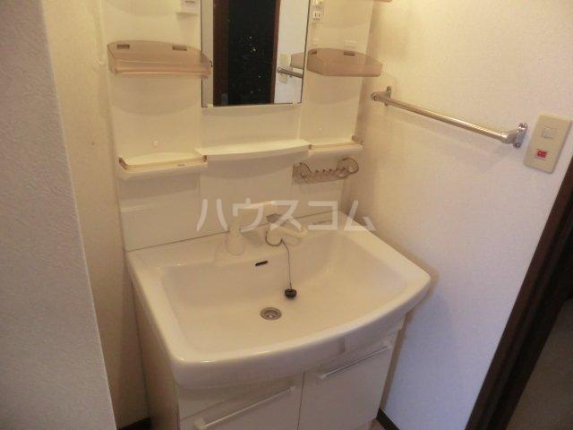 レジデンス・ウィステリア24 402号室の洗面所