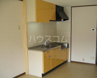 ファミール篠栗 405号室のキッチン