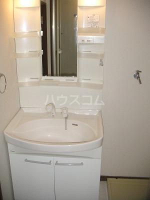 ガーデンハイツ志免 302号室の洗面所