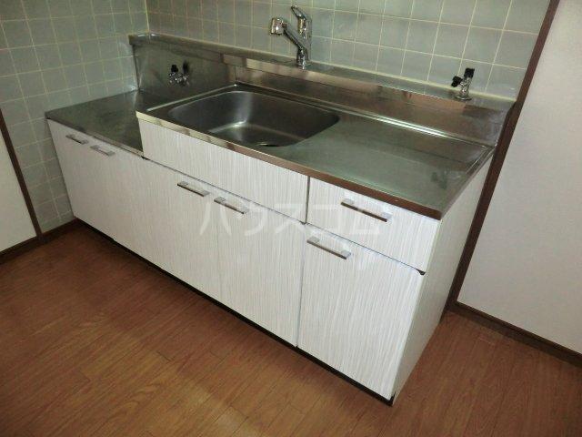サンハイツKUDO 303号室のキッチン