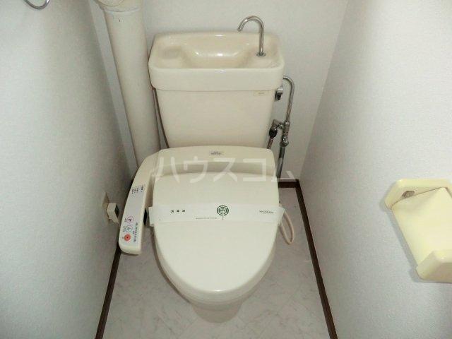 サンハイツKUDO 303号室のトイレ