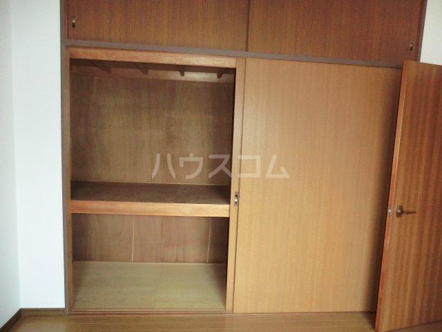 サンハイツKUDO 303号室の収納