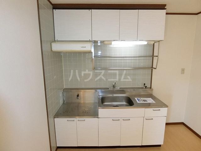 サンハイツKUDO 405号室のキッチン