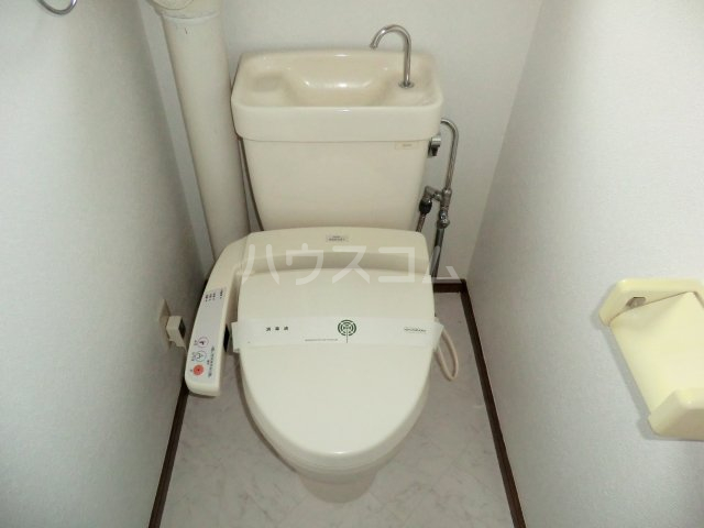 サンハイツKUDO 405号室のトイレ