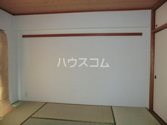ウッディコート 603号室の居室