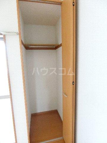 サンシティ箱崎 103号室の収納