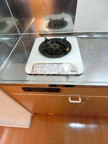 サンシティ箱崎 103号室のキッチン