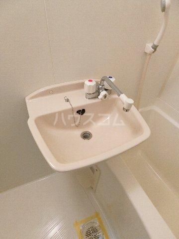 サンシティ箱崎 201号室の洗面所