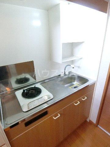 サンシティ箱崎 201号室のキッチン