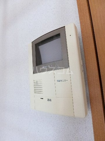 サンシティ箱崎 201号室のセキュリティ