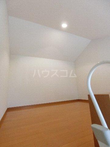 サンシティ箱崎 201号室のベッドルーム