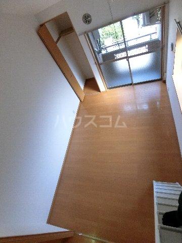 サンシティ箱崎 201号室のリビング