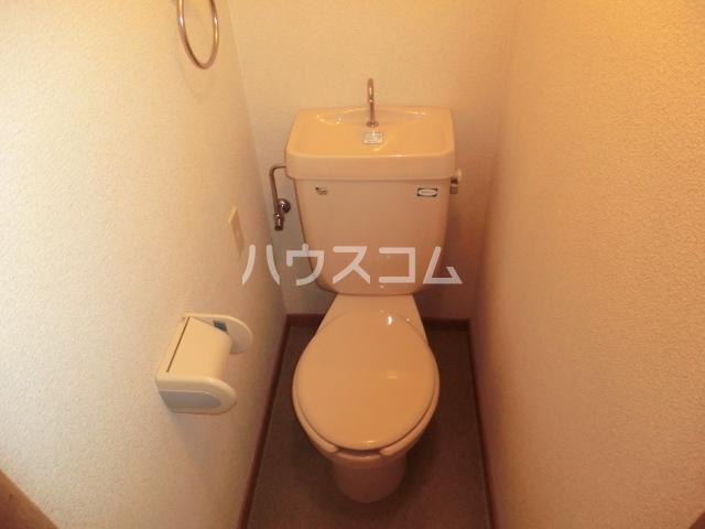 エクセル千早 201号室のトイレ