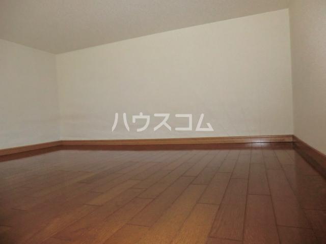 エクセル千早 201号室の収納