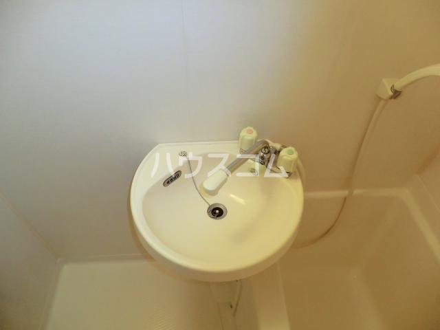 エクセル千早 201号室の洗面所