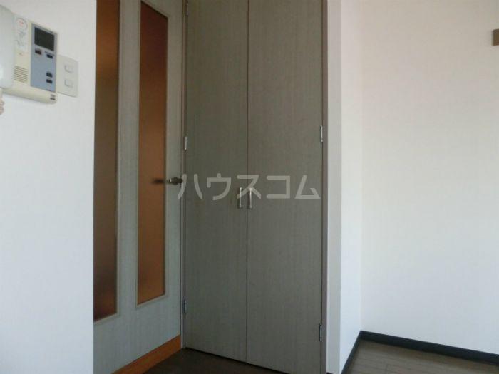 リファレンス吉塚 705号室の収納